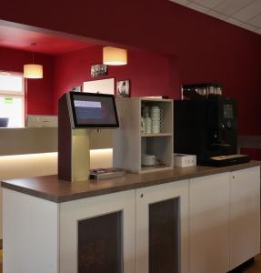 Zapfanlage & Kaffeemaschine